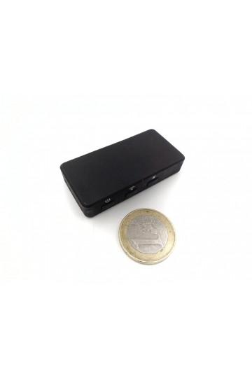 Mini enregistreur audio et video WIFI P2P  acces a distance iPhone et Android