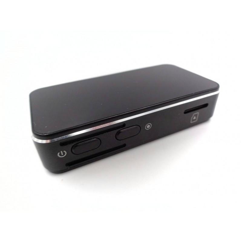 enregistreur espion iphone