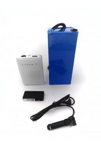 Pack camera espion 3G longue autonomie objectif 45mm 64GO
