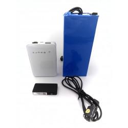Pack camera espion 3G longue autonomie objectif grand angle 120° vision nocturne 64GO
