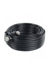 Cable video BNC + alimentation DC 20 metres KX6