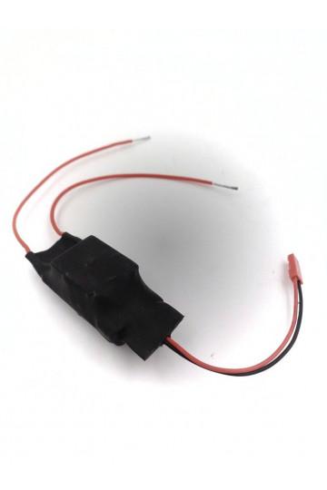 Transformateur 220V/3.7V pour module Glite pro vario et longlife pro k+