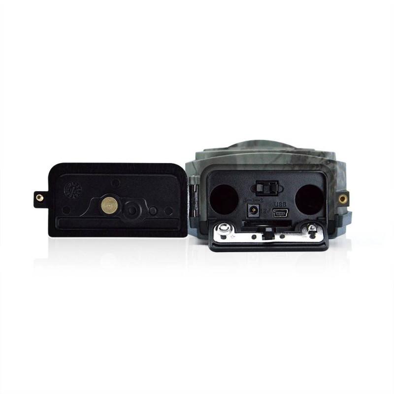 Camera chasse autonome avec envoi mms full hd grand angle for Alarme autonome garage