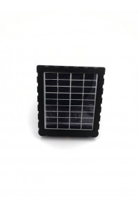 Panneau solaire camera chasse