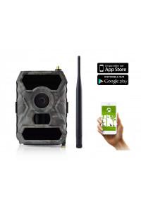 Camera chasse autonome avec envoi MMS FULL HD grand angle 100° SHOT1 WIDE CAMO