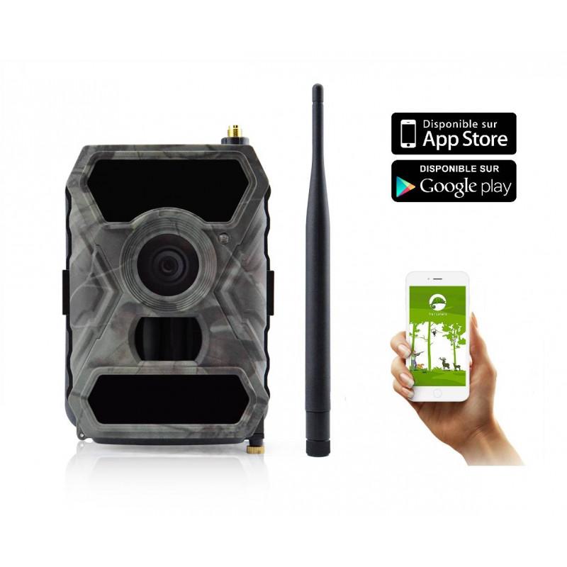 camera chasse autonome avec envoi mms full hd grand angle. Black Bedroom Furniture Sets. Home Design Ideas