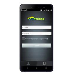 Ecran de contrôle 5 pouces traceur GPS BALTRACK