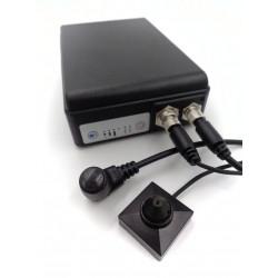 Enregistreur video portatif wifi tres longue autonomie Full HD 1080P LAWMATE DVR-1300W