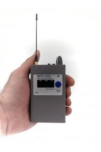 Detecteur radiofrequences GSM, 2G et 3G MPD300X haute sensibilité