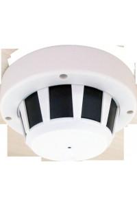 Camera espion ip WIFI HD longue autonomie cachée dans detecteur incendie 32GO