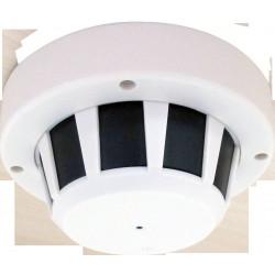 Camera espion ip WIFI HD longue autonomie cachée dans detecteur incendie