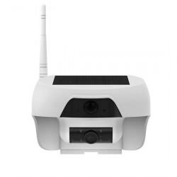 Camera ip wifi p2p HD solaire longue autonomie detecteur mouvement PIR et vision