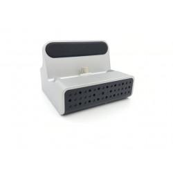 Camera cachée dans station de charge pour smartphone Android wifi ip p2p 3MP 108