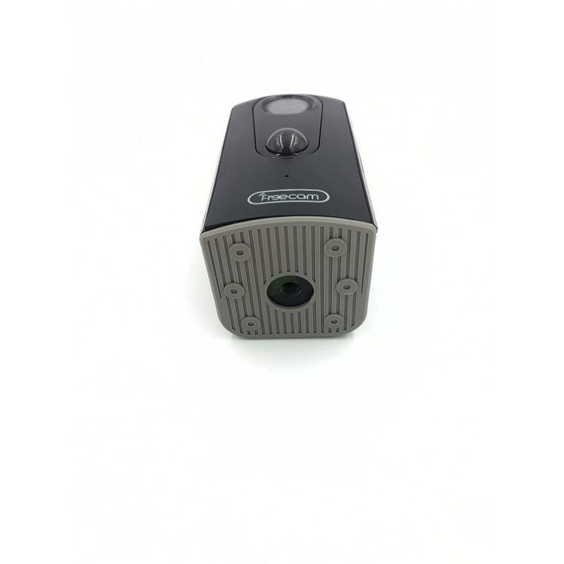 camera ip wifi p2p longue autonomie etanche capteur pir et vision nocturne 32go noire. Black Bedroom Furniture Sets. Home Design Ideas