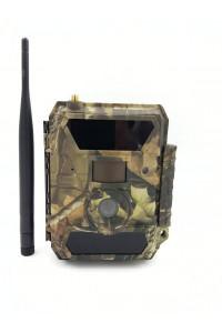 Camera chasse autonome avec envoi MMS FULL HD grand angle 100° SHOT3 grand angle