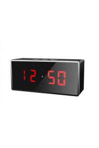 Camera espion horloge bureau wifi ip p2p Full hd 1080p 32 go vision nocturne