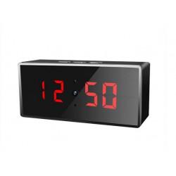 Camera espion horloge bureau wifi ip p2p Full hd 1080p vision nocturne 16GO