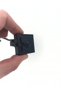 Camera miniature analogique 4 en 1 AHD, CVI, TVI et CVBS FULL HD 4MP PINHOLE basse luminosité