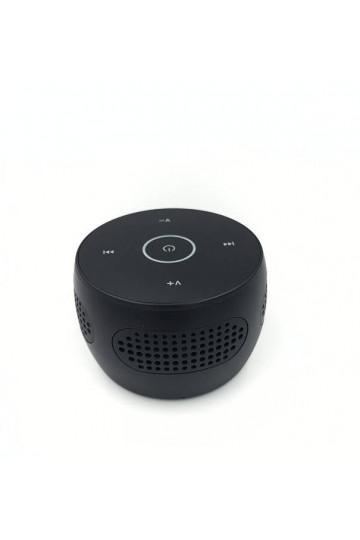 Camera cachée dans une enceinte bluetooth wifi ip p2p Full HD LAWMATE PV-BT10i