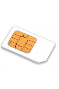 Carte SIM prepayée 3mois europe multi opérateurs