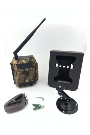 Pack camera chasse SHOT3 et boitier antivandalisme