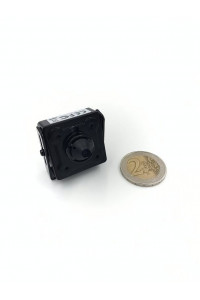 Camera espion pinhole 2MP 1080P grand angle STARLIGHT basse luminosite DAHUA