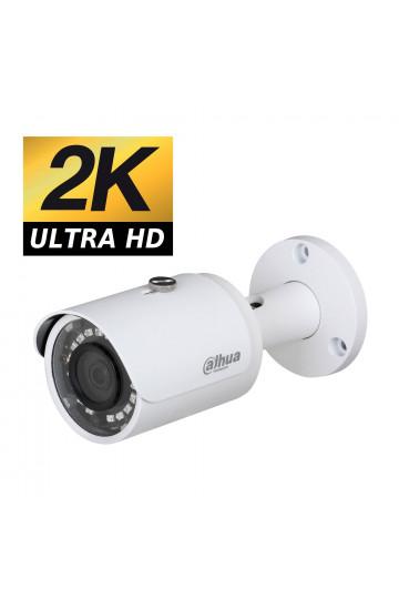 Camera tube HDCVI DAHUA 4MP 2K FULL HD etanche