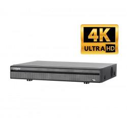 Enregistreur 4K vidéosurveillance 8 voies pentabride DAHUA 5 en 1 Full HD H265