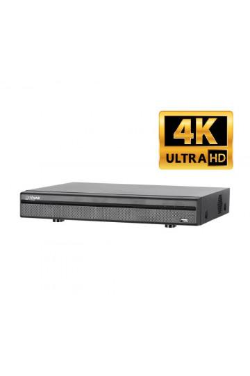 Enregistreur 4K videosurveillance 8 voies pentabride DAHUA 5 en 1 FULL HD H265