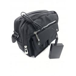 Kit camera espion sacoche LAWMATE HB-18NEO et enregistreur wifi FULL HD PV-500 NEO 16GO