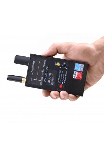 Détecteur de radiofréquences iPROTECT 1216 50MHZ à 12GHZ
