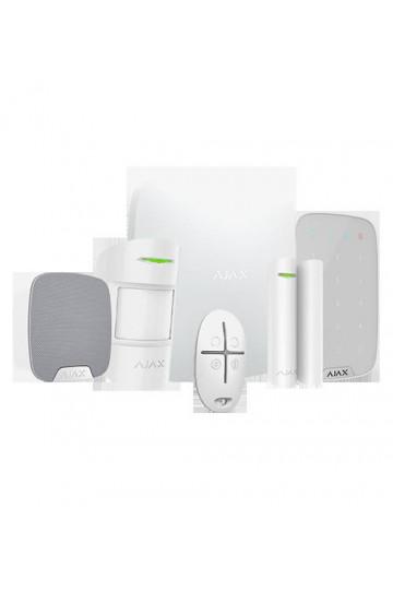 Kit alarme AJAX AJ-HUBKIT-W-KS IP GSM