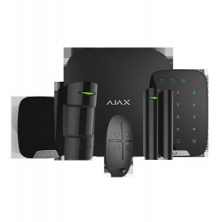 Kit alarme AJAX AJ-HUBKIT-B-KS GSM IP