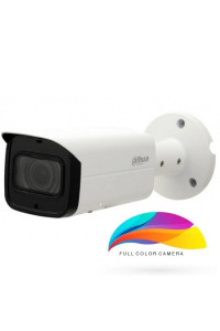 Camera IP POE P2P full color vision nuit couleur tube DAHUA