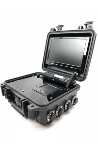Valise enregistreur video mobile etanche XVR CASE