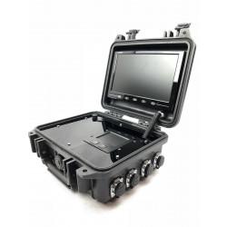 Valise enregistreur video mobile etanche XVR CASE
