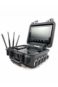 Valise enregistreur video mobile 4G LTE etanche XVR CASE 4G