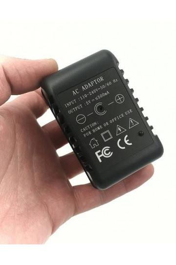 Camera espion IP WIFI cachée dans un chargeur de telephone full HD 1080P vision nocturne