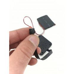 Camera espion module miniature wifi ip p2p 720p HD  16GO