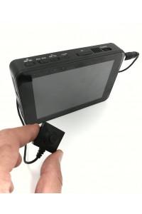 Kit enregistreur video PV-1000EVO3 et camera bouton full HD CMD-BU20LX