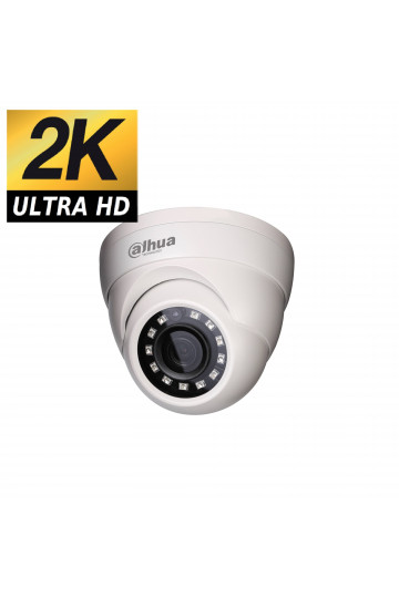 Camera dome HDCVI DAHUA 2K ULTRA HD 4MP