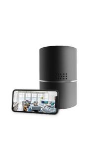 Camera espion haut parleur bluetooth wifi ip p2p objectif motorisé ptz 2MP FULL HD