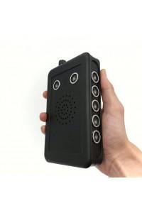 Brouilleur micro et enregistreur audio 7 émetteurs HDBA1