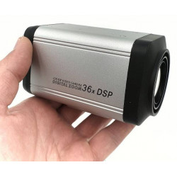 Camera box zoom 36X 2MP FULL HD HDCVI