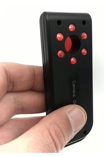 Détecteur de caméras espions par laser