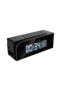 Réveil camera espion wifi vision nocturne 1080P 16GO
