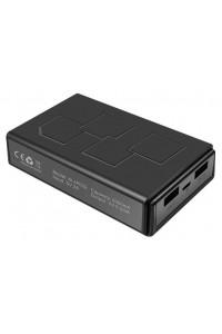 Caméra espion wifi cachée dans une batterie portable type powerbank