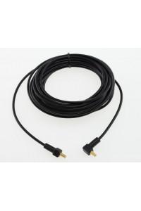 Cable coaxial 6 mètres pour caméra embarquée arrière Blackvue