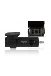 Kit caméra embarquée wifi et cloud avant et arrière pour camions et utilitaires Blackvue DR750S-2CH TRUCK 32GO