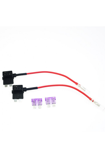 Adaptateur alimentation sur fusible format ATO BLACKVUE FTA3A
